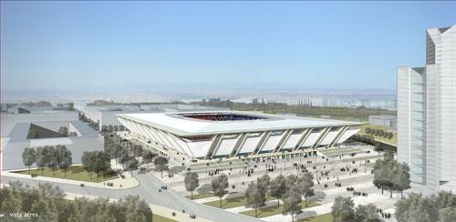 Visión general del estadio