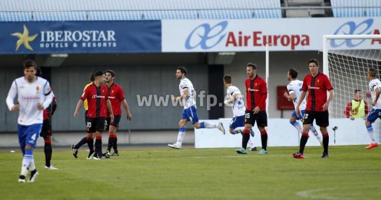 R. Mallorca 3 – 2 Real Zaragoza | Crónica