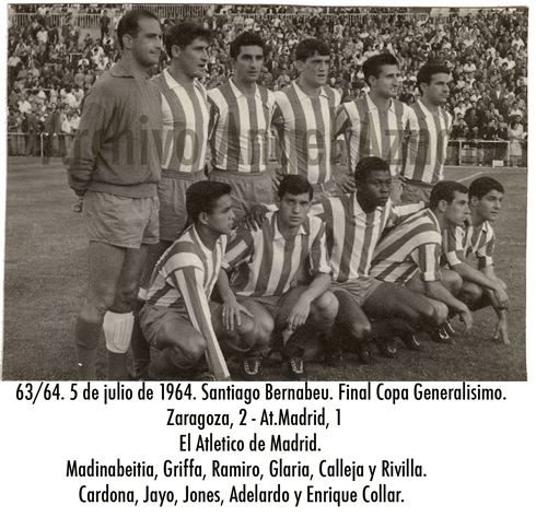 atletico madrid copa 1964