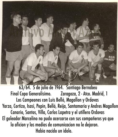 campeones copa 64