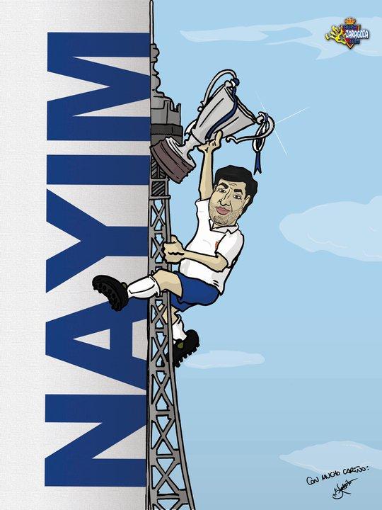 caricatura.nayim