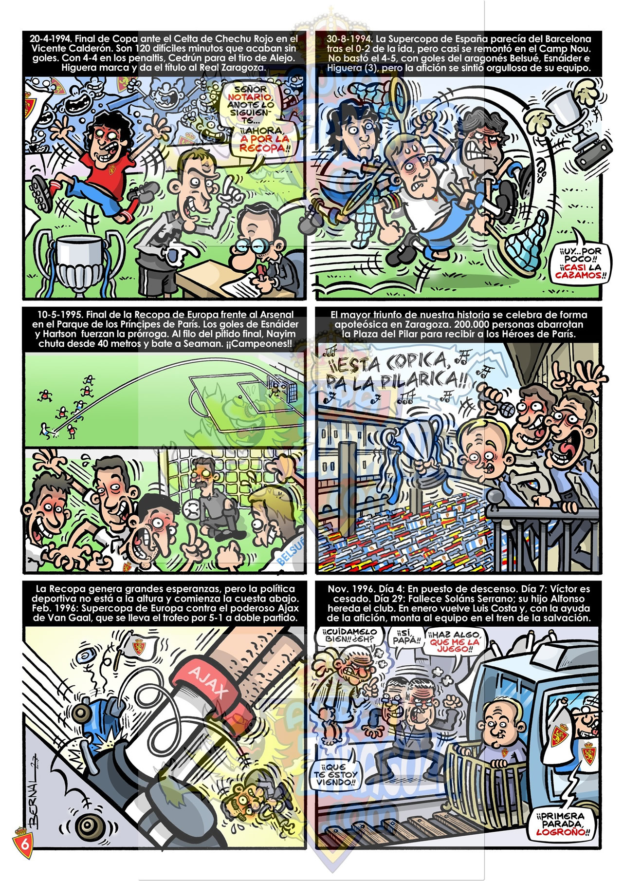 comic 75 años real zaragoza 6