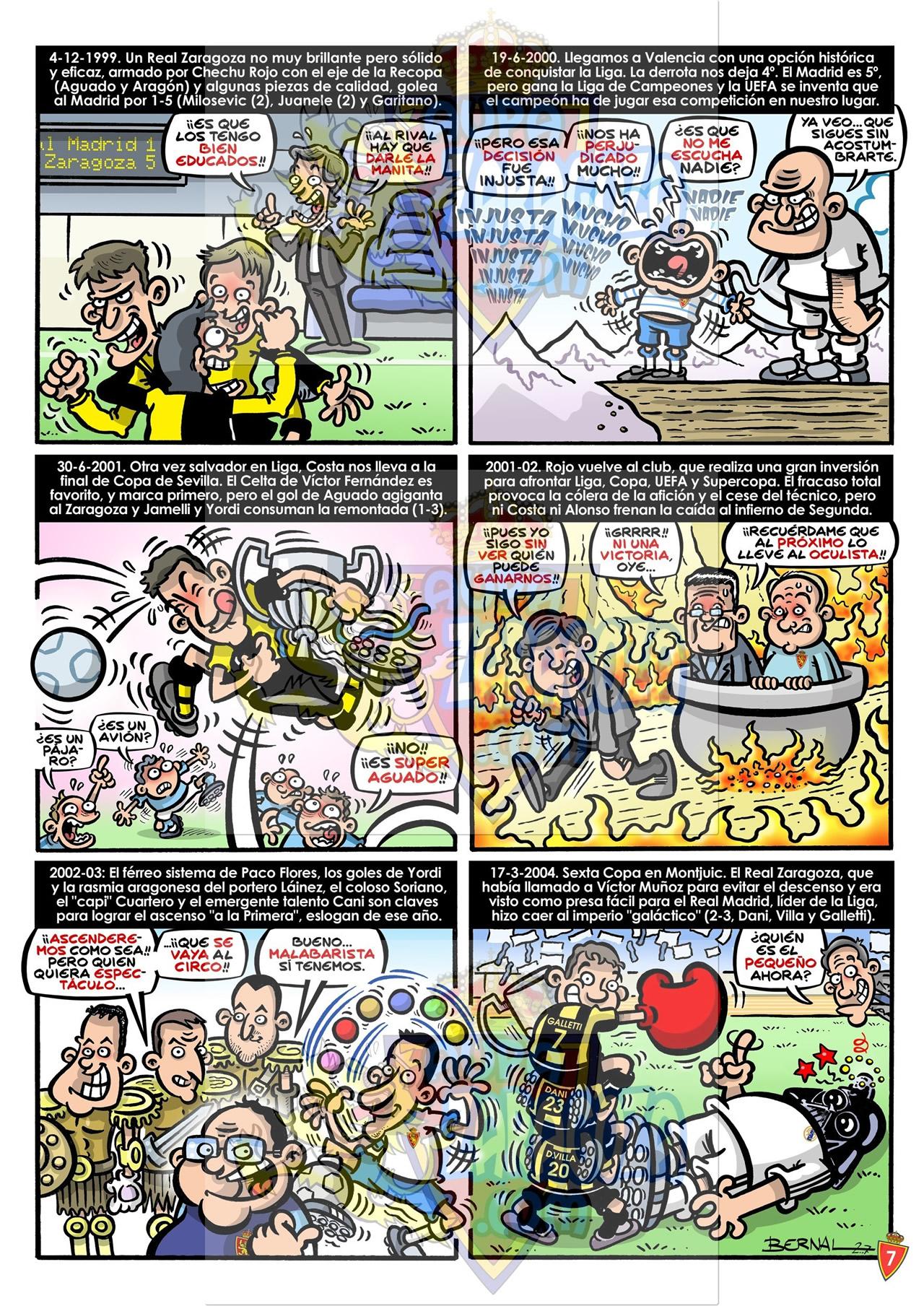 comic 75 años real zaragoza 7