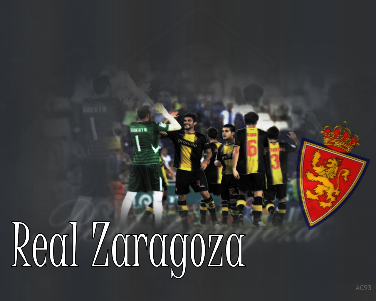 R.Zaragoza By Aitor_Crack93