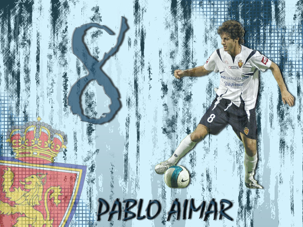 Pablo Aimar 8 By Dementis