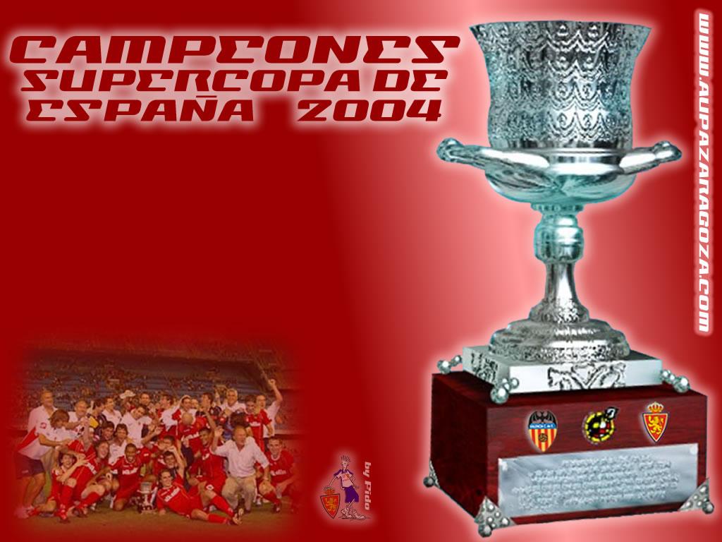 Conmemorativo Supercopa 2004 By Fido