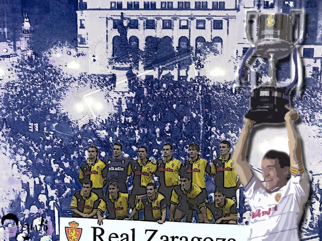 Copa 2001  By Guti