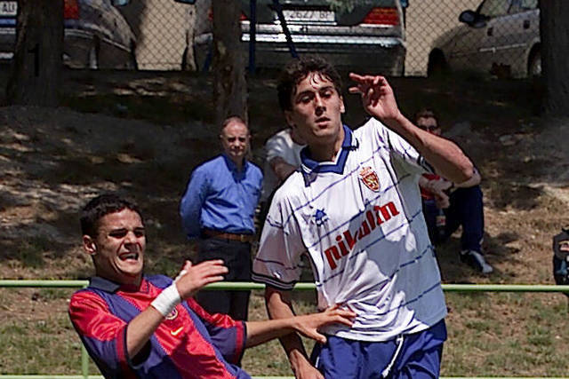 Alvaro Arbeloa, primer fichaje | Inocentada