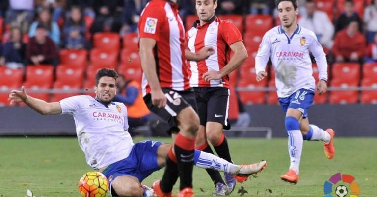 Análisis del Bilbao Athletic 0 – 1 Real Zaragoza