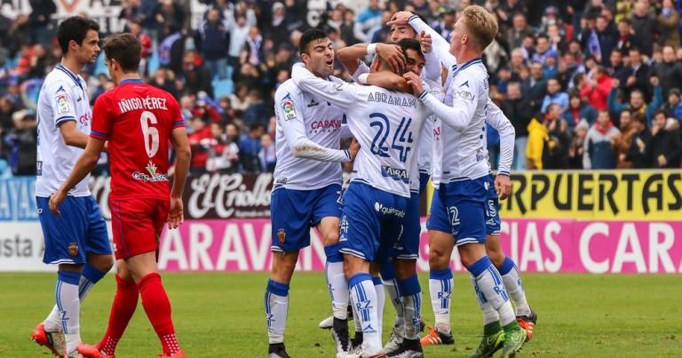 Análisis del Real Zaragoza 2 – 2 Numancia