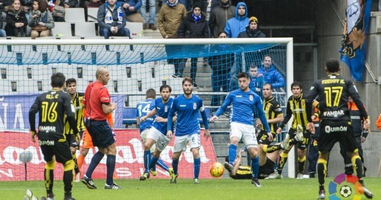 Análisis del Real Oviedo 1 – 0 Real Zaragoza