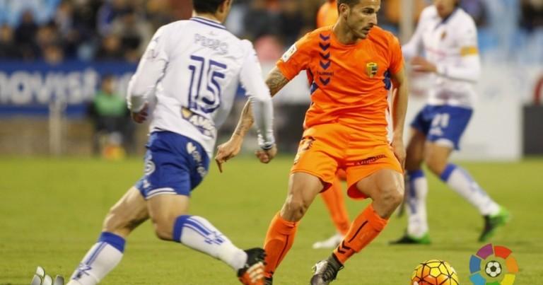 Real Zaragoza 1 – 0 Llagostera   Crónica