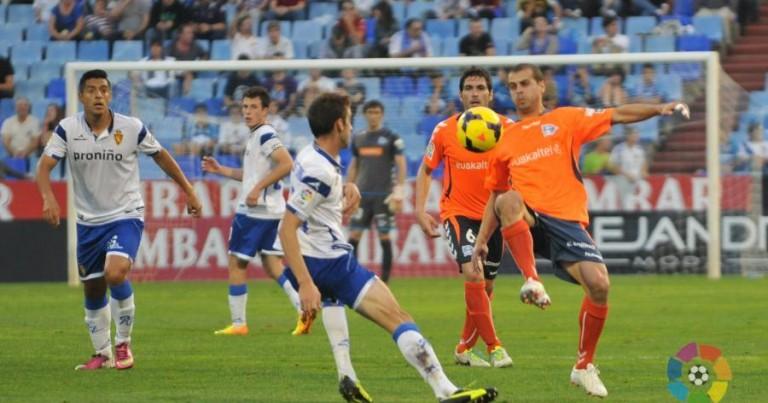 Real Zaragoza 2 – 2 Dep. Alavés   Crónica