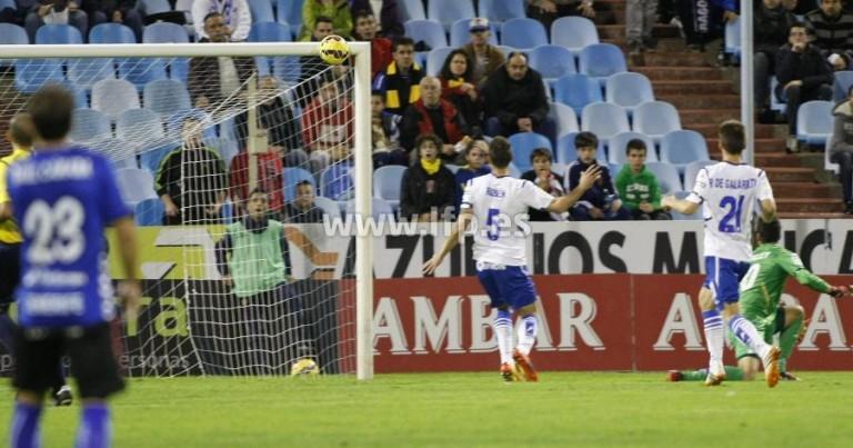 Real Zaragoza 2 – 3 CD Tenerife | Crónica