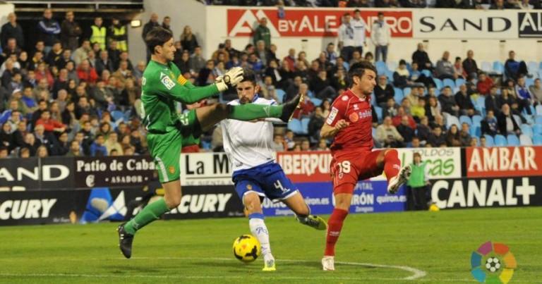 Real Zaragoza 1 – 2 CD Numancia   Crónica