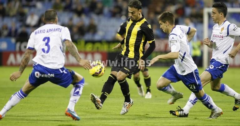 Real Zaragoza 2 – 2 R. Betis | Crónica