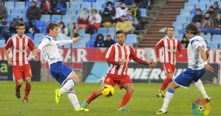Real Zaragoza 1 – 0 Girona FC | Crónica