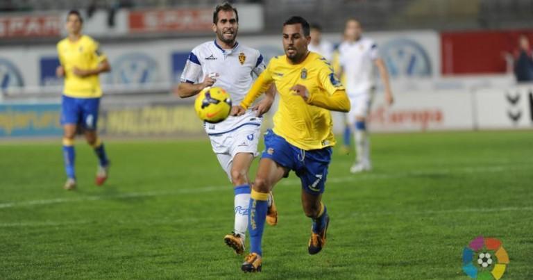 UD Las Palmas 0 – 1 Real Zaragoza   Crónica