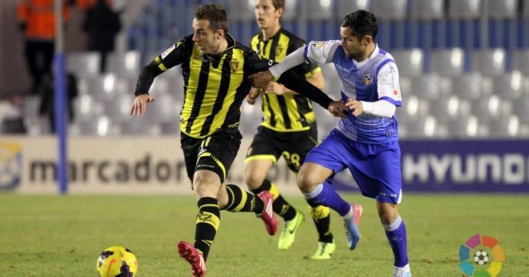 CD Sabadell 1 – 0 Real Zaragoza   Crónica