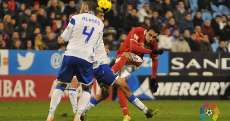 Real Zaragoza 0 – 0 R. Murcia | Crónica