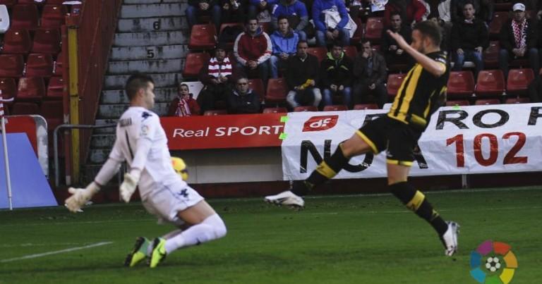 Sporting Gijón 2 – 3 Real Zaragoza | Crónica