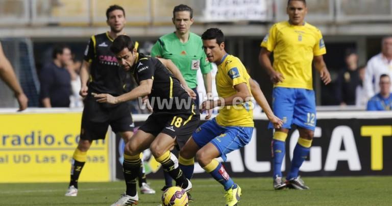 UD Las Palmas 5 – 3 Real Zaragoza | Crónica
