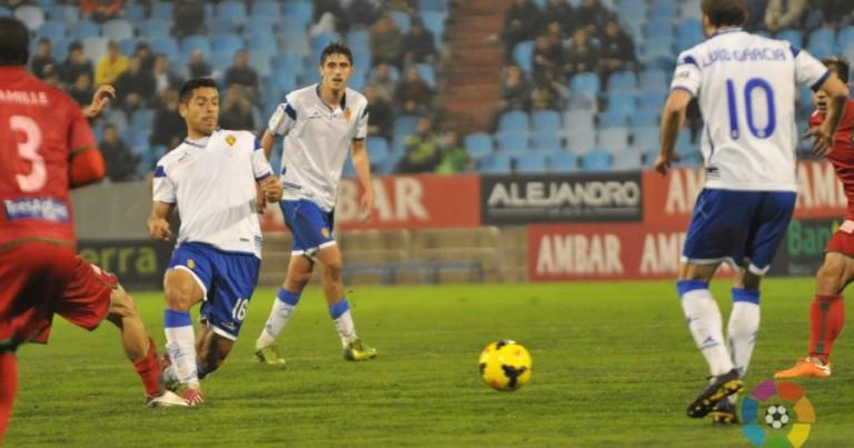 Real Zaragoza 3 – 1 AD Alcorcón | Crónica