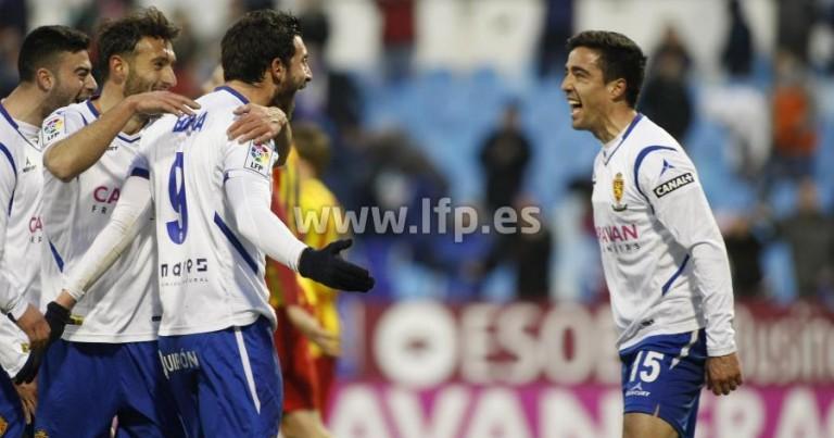 Real Zaragoza 4 – 0 FC Barcelona B   Crónica