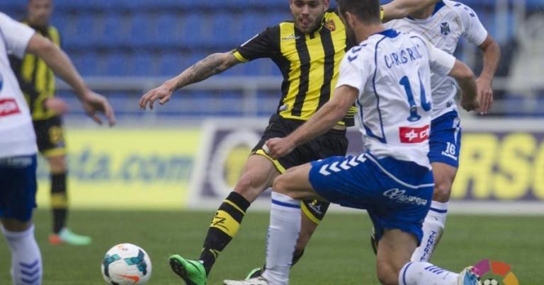 CD Tenerife 1 – 1 Real Zaragoza   Crónica