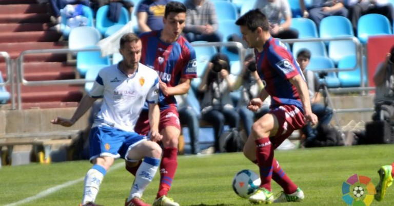 Real Zaragoza 1 – 0 SD Eibar   Crónica