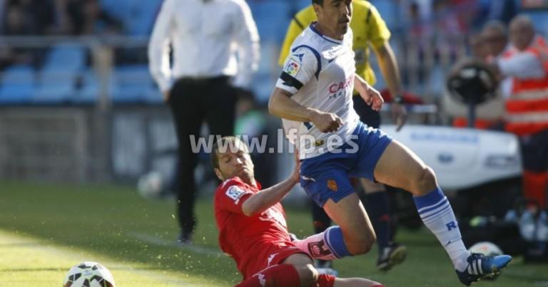 Real Zaragoza 1 – 1 Sporting Gijón | Crónica