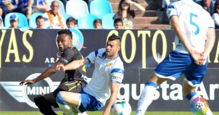 Real Zaragoza 1 – 0 R. Jaén | Crónica
