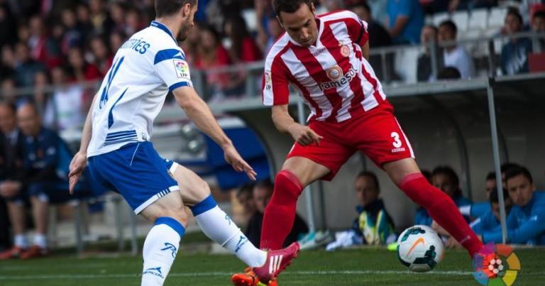 Girona FC 2 – 0 Real Zaragoza | Crónica