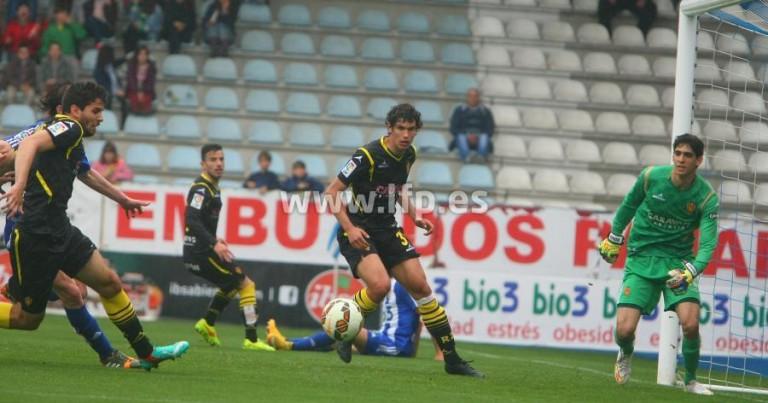 SD Ponferradina 1 – 1 Real Zaragoza | Crónica