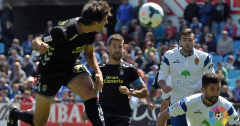 Real Zaragoza 1 – 0 UD Las Palmas | Crónica