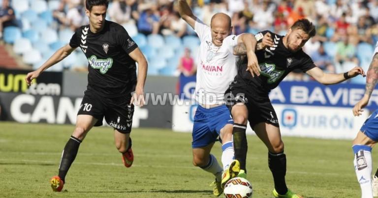 Real Zaragoza 3 – 1 Albacete   Crónica