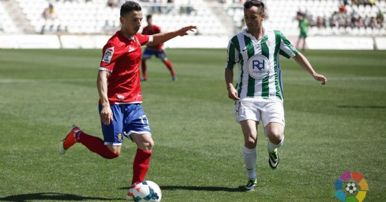 Córdoba CF 1 – 2 Real Zaragoza   Crónica