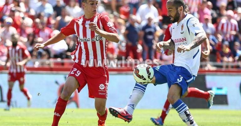 Girona FC 1 – 1 Real Zaragoza | Crónica