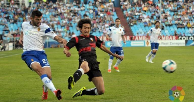 Real Zaragoza 2 – 2 CD Sabadell | Crónica