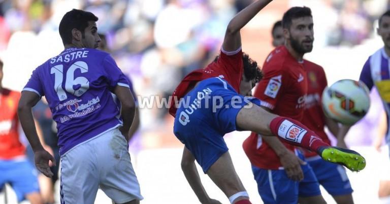 R. Valladolid 1 – 3 Real Zaragoza   Crónica
