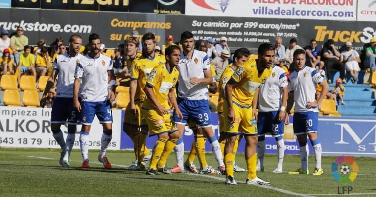 AD Alcorcón 1 – 0 Real Zaragoza | Crónica