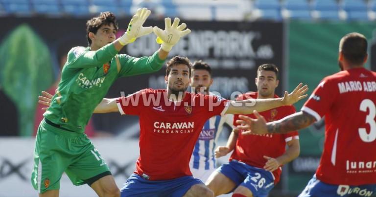 CD Leganés 2 – 2 Real Zaragoza | Crónica
