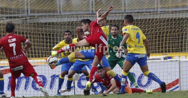 UD Las Palmas 2 – 0 Real Zaragoza   Crónica