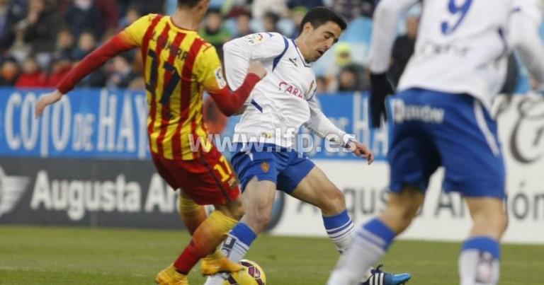 Análisis del Real Zaragoza 4 – 0 FC Barcelona B