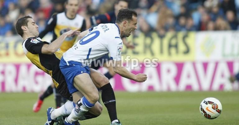 Análisis del Real Zaragoza 0 – 0 Lugo