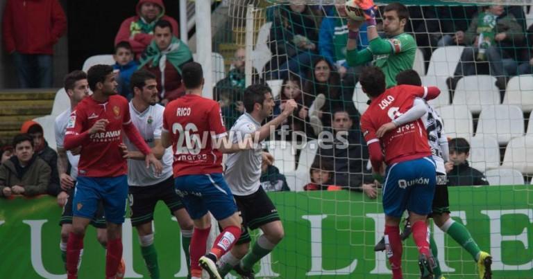 Análisis del Racing Santander 0 – 2 Real Zaragoza