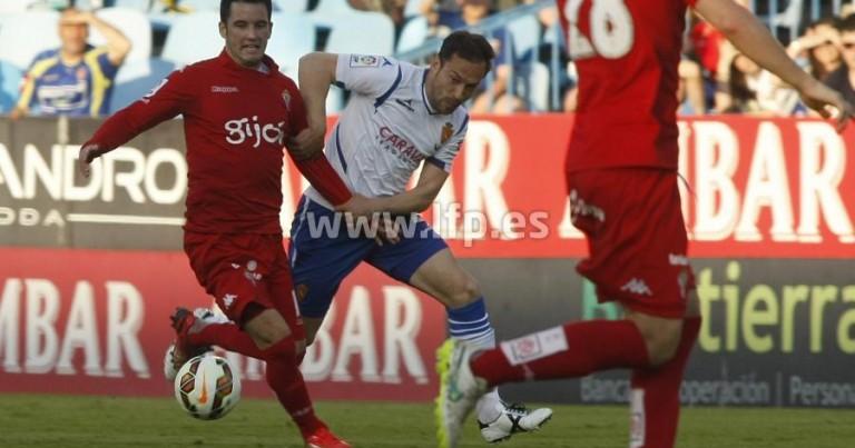 Análisis del Real Zaragoza 1 – 1 Sporting Gijón