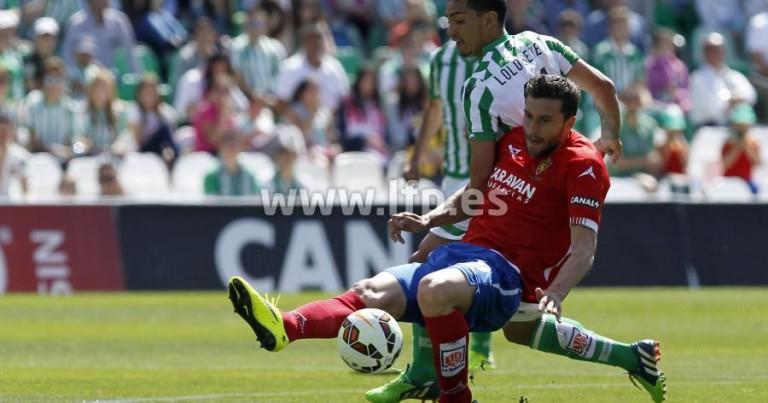 Análisis del Betis 4 – 0 Real Zaragoza