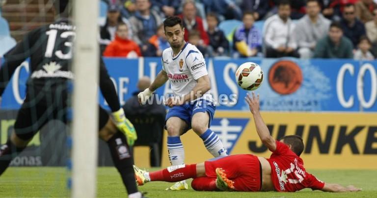 Análisis del Real Zaragoza 1 – 0 Numancia
