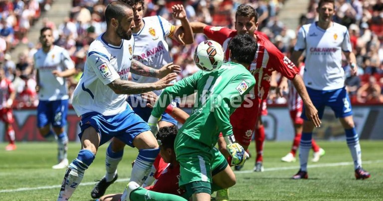 Análisis del Girona 1 – 1 Real Zaragoza